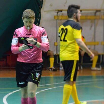 Arbitro AIA Calcio a 5 1