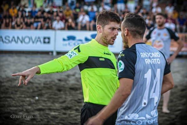 Arbitro AIA Calcio a 5 2