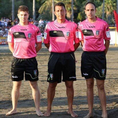 Arbitro AIA Calcio a 5 3