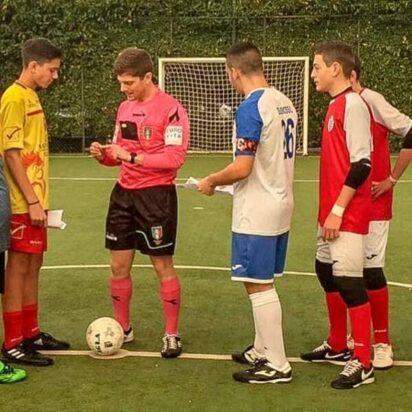 Arbitro AIA Calcio a 5 5